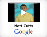 Matt Cutts on Website Security