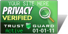 Privacy Verified Seals