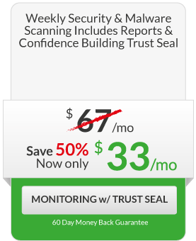 FPP Squeeze  - Weekly Scanning Includes Report & Trust Seal -  $33/month Monitoring with Trust Seal