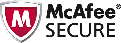 Image result for mcafee secured