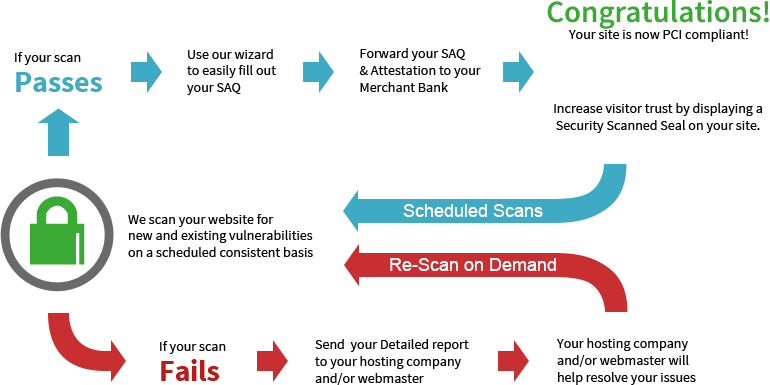 Our Scanning Process