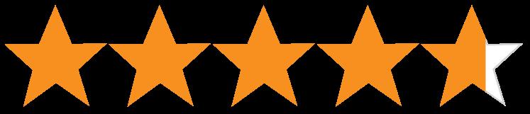 Trust Guard - Review Stars